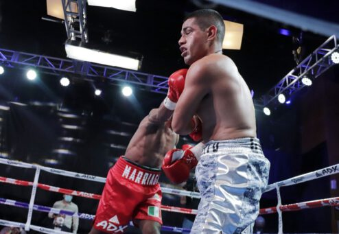 Miguel Marriaga - Boxing Results