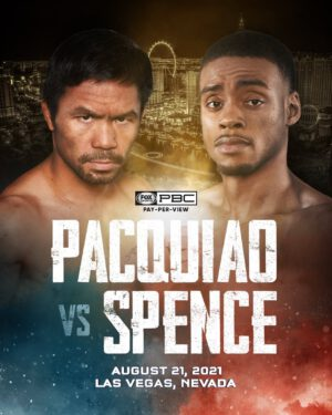 """Errol Spence Talks Pacquiao Fight, Says He Expects """"The Same Manny Pacquiao We Get Every Time"""""""