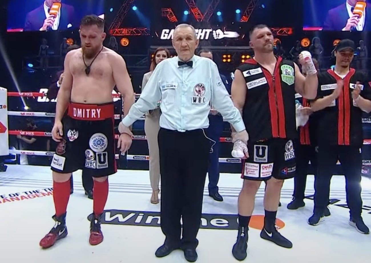 Dmitry Kudryashov, Evgeny Romanov - Boxing News