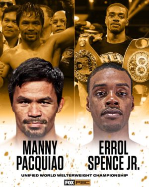 Spence's youth will carry him to victory over Pacquiao says Julio Cesar Martinez