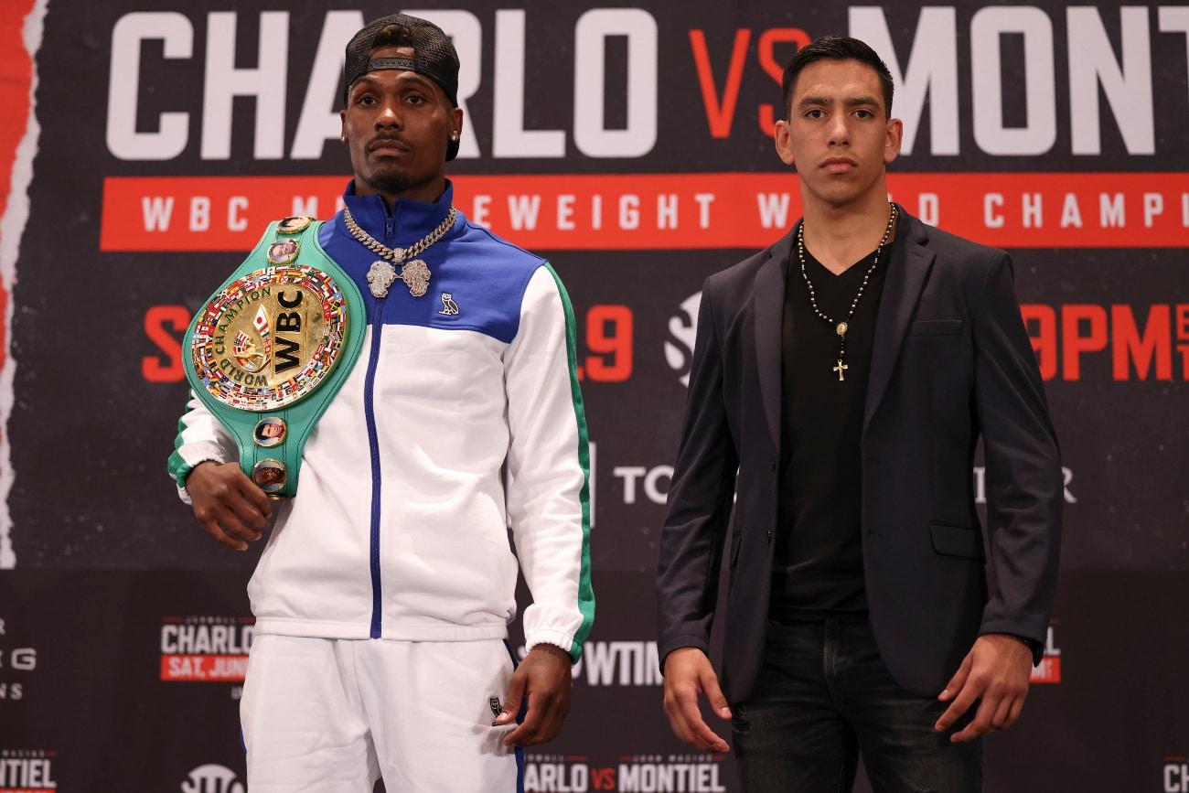 Austin Trout, Gennadiy Golovkin, Jermall Charlo, Juan Macías Montiel - Boxing News