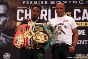 Quotes/Photos: Jermell Charlo – Brian Castano – press conference