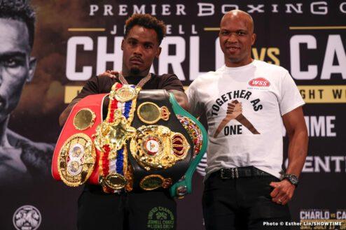 Brian Carlos Castaño, Jermell Charlo - Boxing News