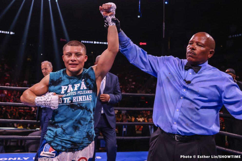 Aaron Alameda, Francisco Vargas, Isaac Cruz, Jermall Charlo, Juan Macías Montiel - Boxing News