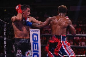 Photos: Charlo defeats Montiel on Showtime