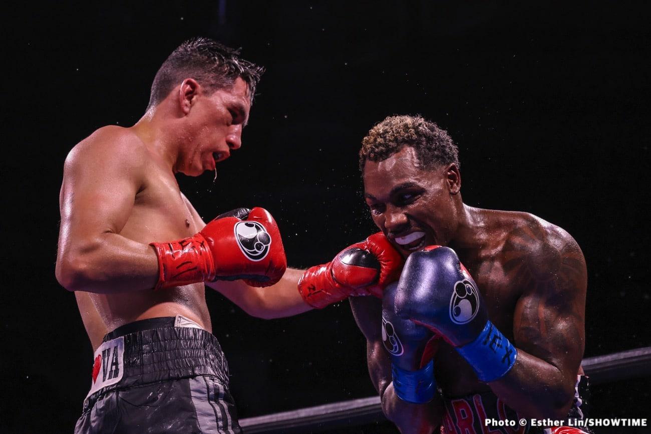 David Benavidez, Jermall Charlo - Boxing News