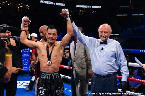 Argenis Mendez, Batyr Akhmedov, Carlos Adames, Erickson Lubin, Gervonta Davis, Jeison Rosario, Mario Barrios - Boxing News