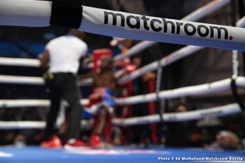 Joel Cordova, Julio Cesar Martinez - Boxing News