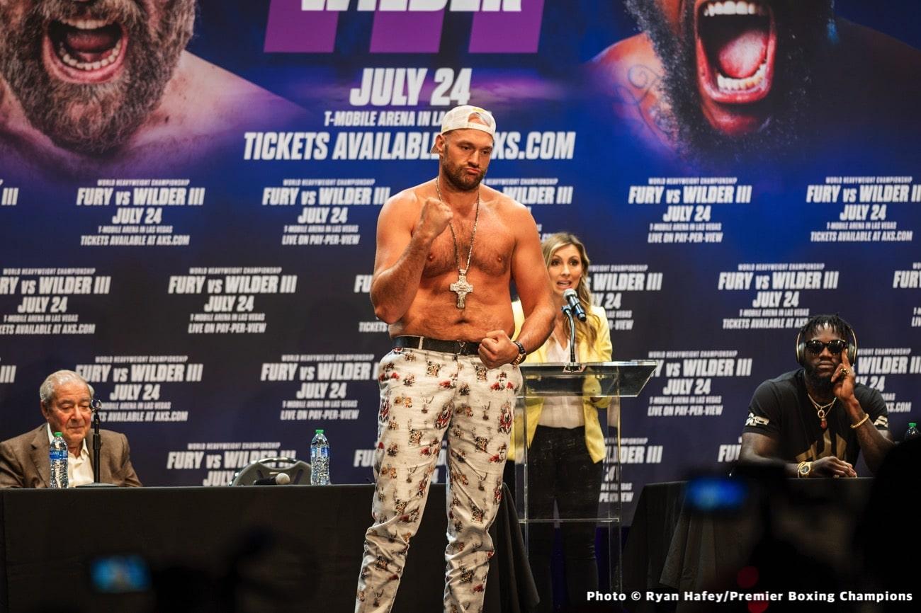 Tyson Fury - Tyson Fury