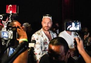 Tyson Fury says Deontay Wilder's trainer Malik Scott won't help him