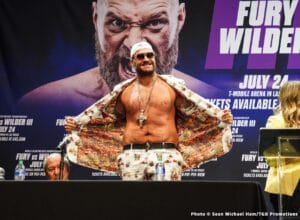 """Tyson Fury's Logic: """"I KO'd The Biggest Puncher In History, So That Makes Me The Biggest Puncher"""""""