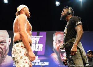 'Tyson Fury doesn't look ready' – says Eddie Hearn