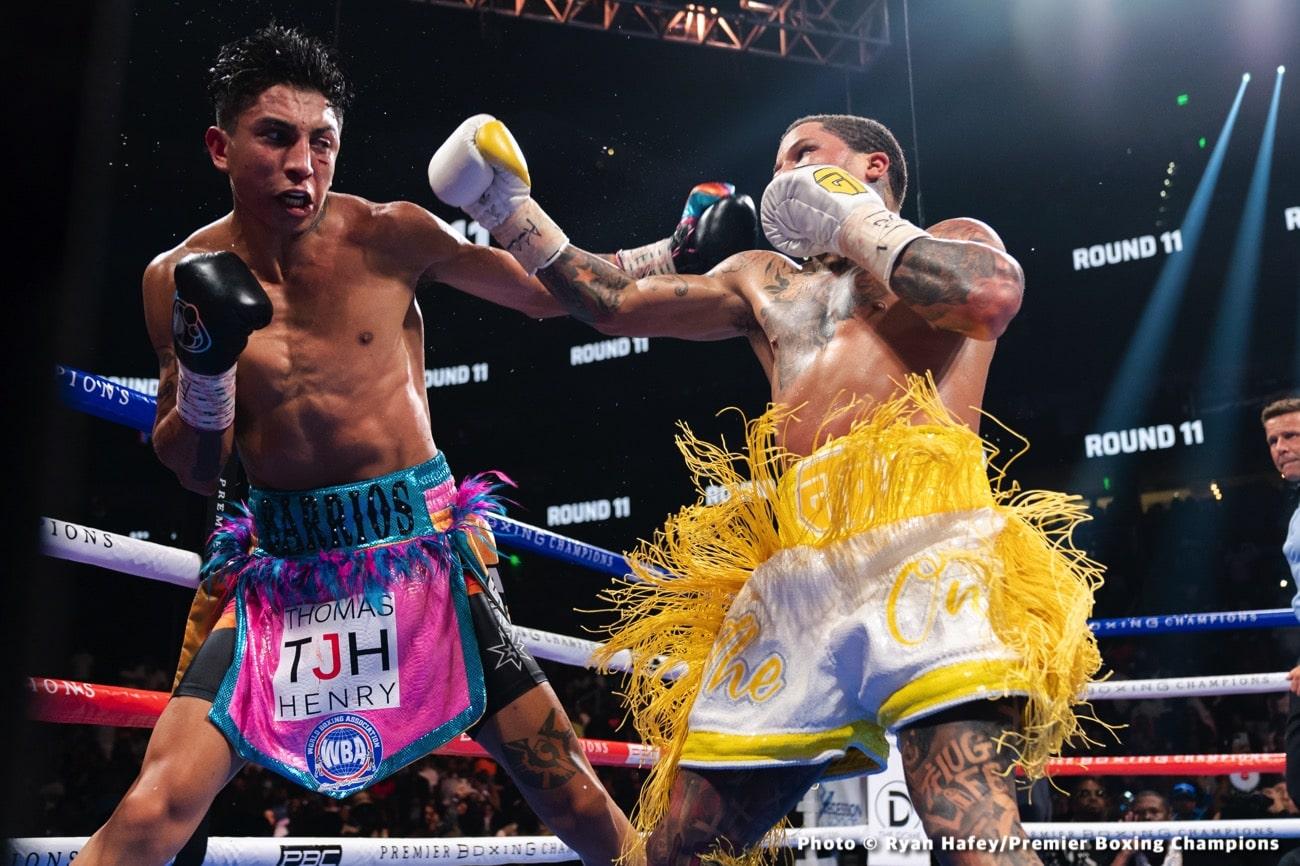 Gary Russell Jr., Gervonta Davis - Boxing News