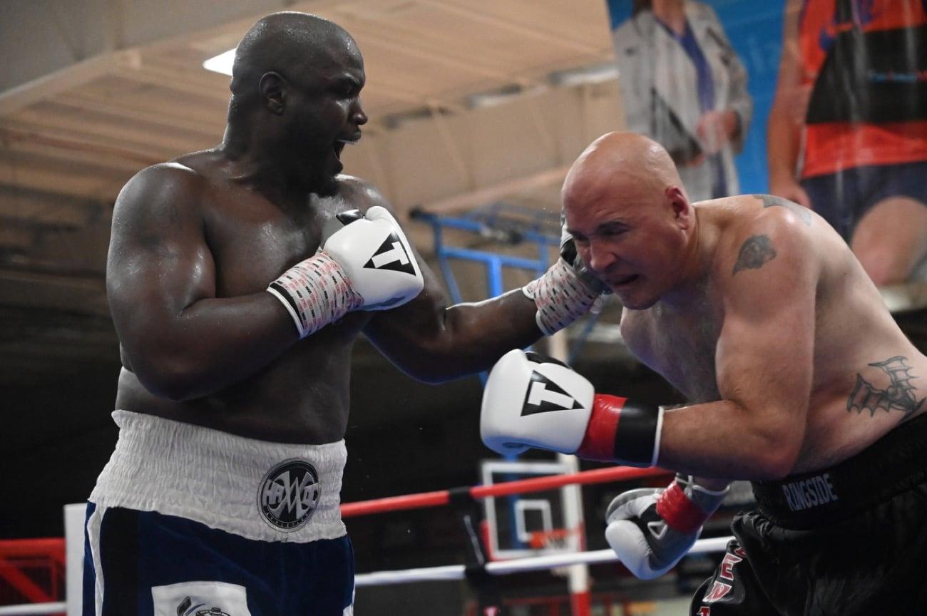 Mike Marshall, Steve Vukosa - Boxing News