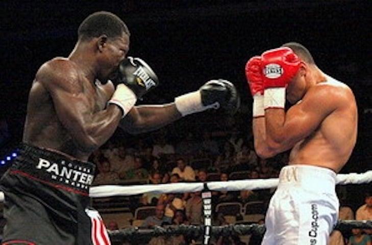 Carlouse Welch, Edison Miranda - Boxing News
