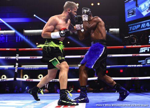 Jeremiah Nakathila, Jose Pedraza, Julian Rodriguez, Shakur Stevenson, Xánder Zayas - Boxing Results