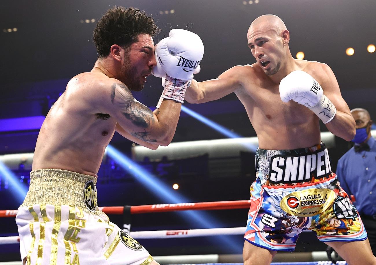 Jeremiah Nakathila, Jose Pedraza, Julian Rodriguez, Shakur Stevenson - Boxing News
