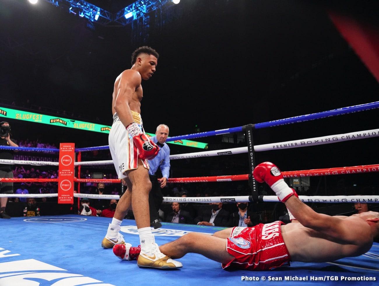 David Morrell, Mario Cazares - Boxing News