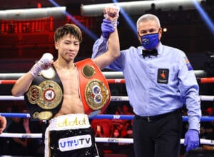 Nonito Donaire reacts to Naoya Inoue knockout of Michael Dasmarinas