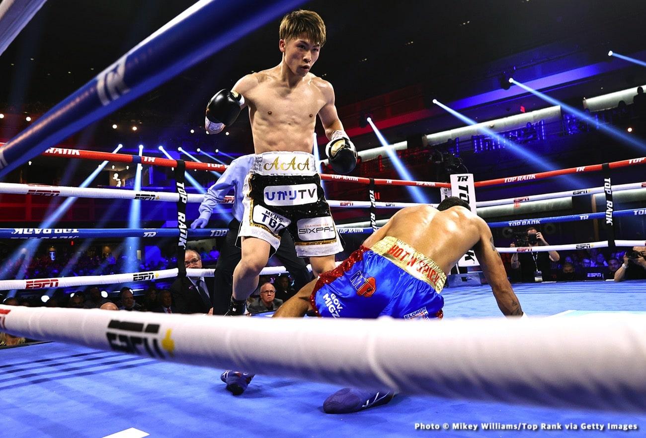 Naoya Inoue - Boxing News