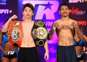"""Naoya Inoue Is """"Happy To Be A Monster"""""""