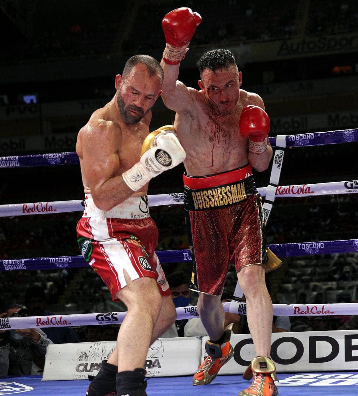 Anderson Silva, Hector Camacho Jr, Julio Cesar Chavez, Julio Cesar Chavez Jr., Omar Chavez, Ramon Alvarez - Boxing Results