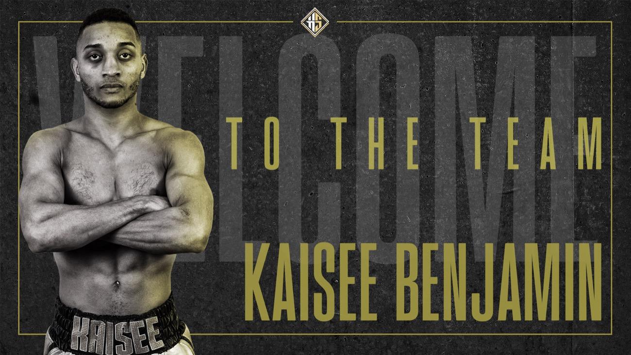 Kaisee Benjamin - British Boxing
