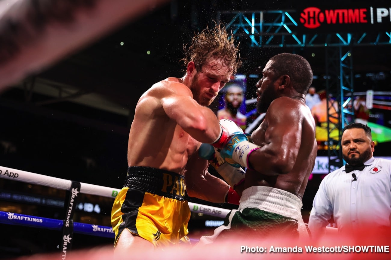 Anderson Silva, Floyd Mayweather Jr - Boxing News