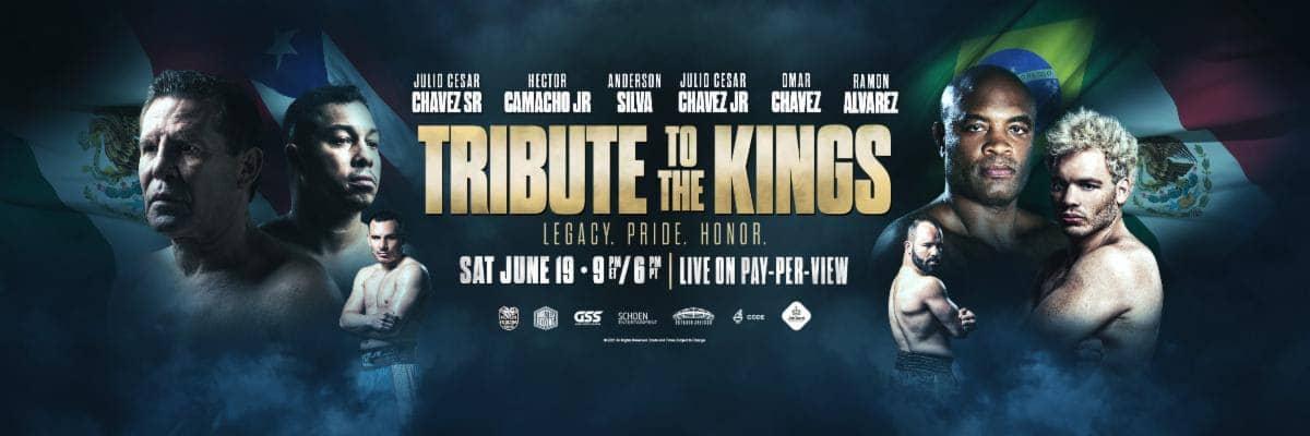 Anderson Silva, Julio Cesar Chavez Jr. - Boxing News