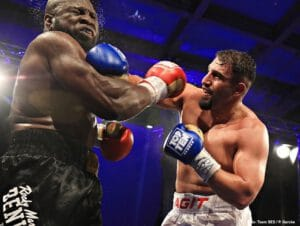 Agit Kabayel Outpoints Kevin Johnson In Germany – Boxing Results