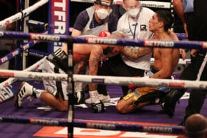 Jeremias Ponce Arrives With Crushing Stoppage Win Over Lewis Ritson; But Can He Beat Josh Taylor? Boxing Results