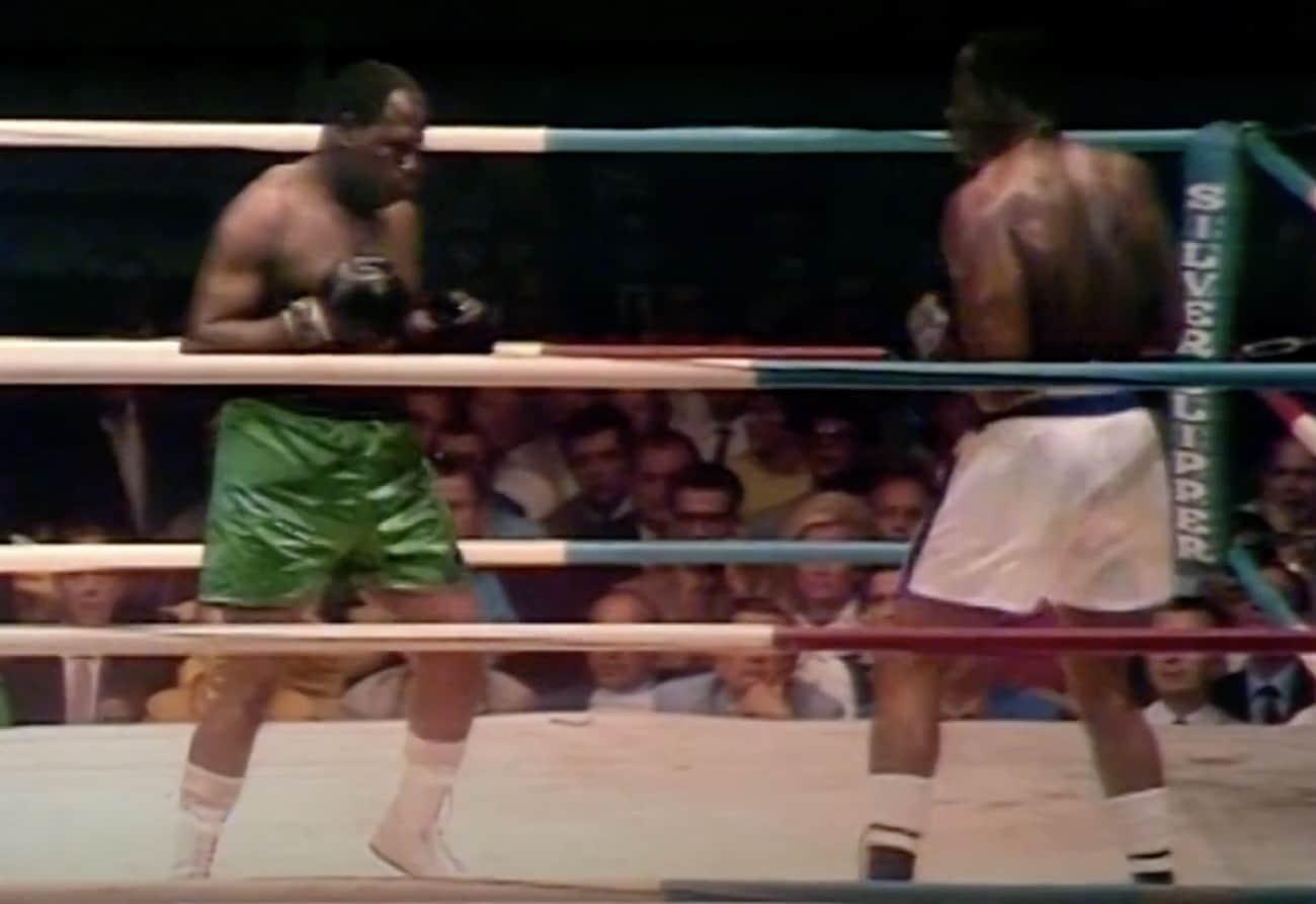 - Boxing History
