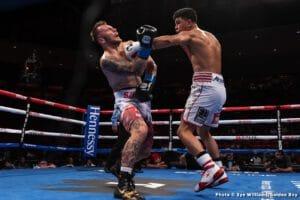 Jaime Munguia beats Kamil Szeremeta; Gabriel Rosado stops Bektemir Melikuziev – Boxing Results