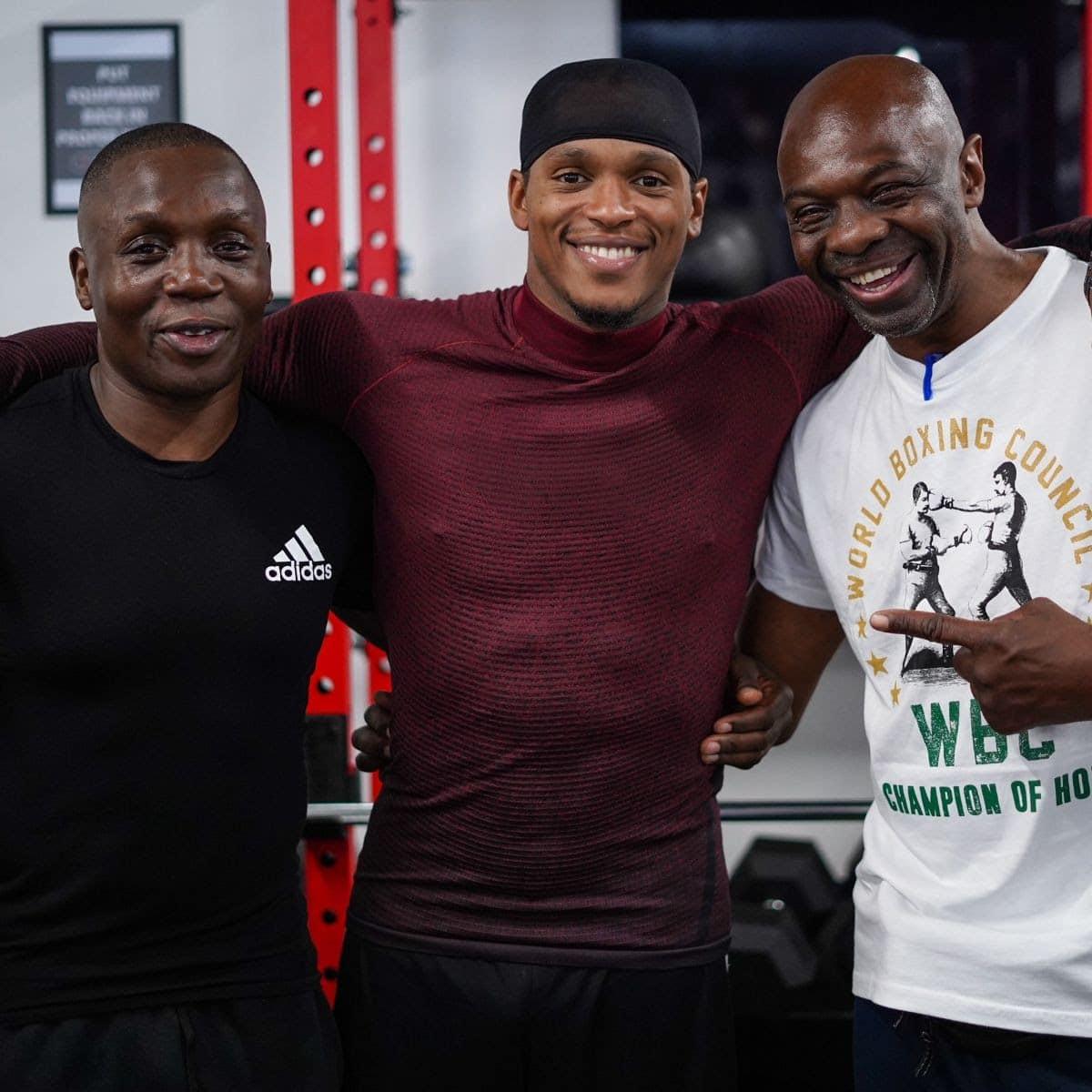 Anthony Yarde - British Boxing
