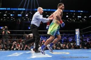 Breaking: WBO orders Terence Crawford vs. Shawn Porter match