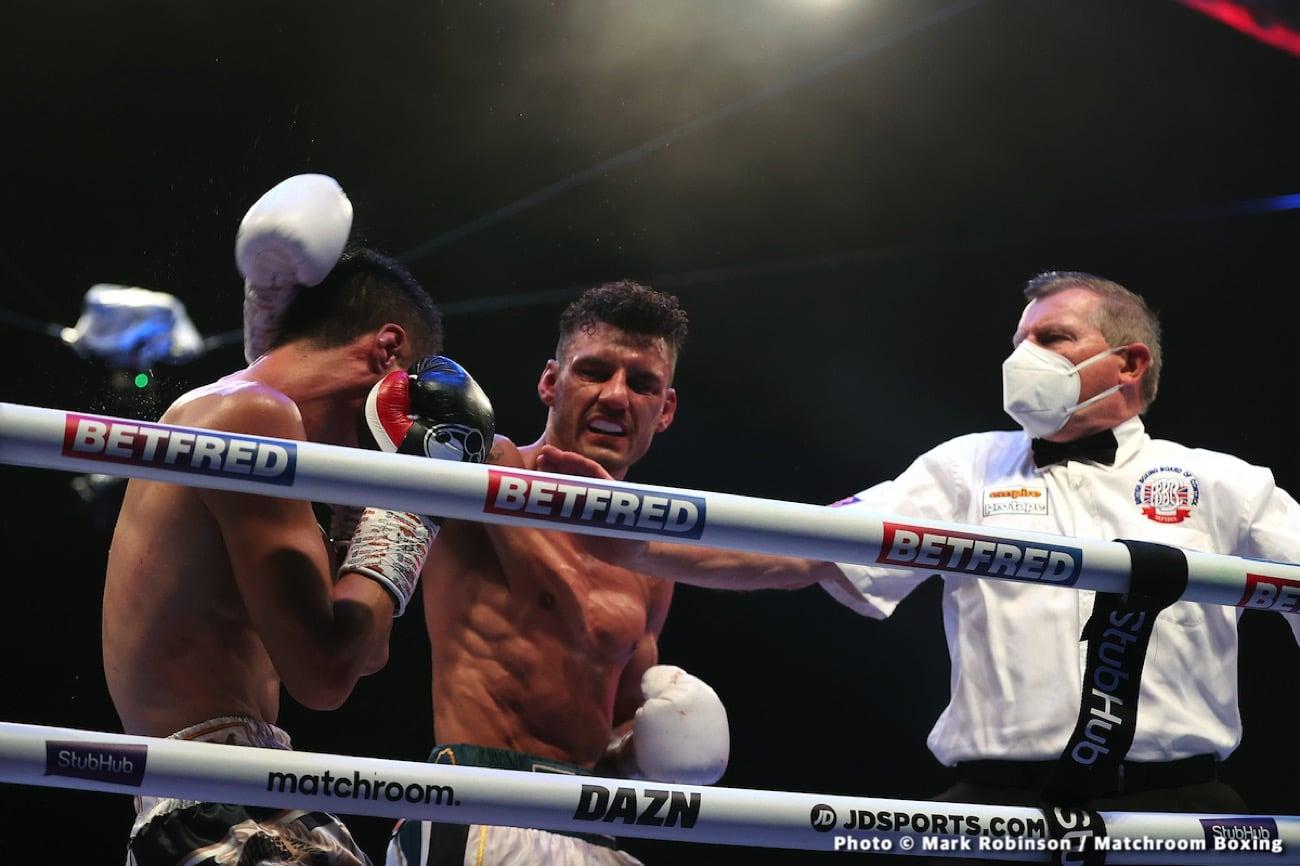 Anthony Fowler, Avni Yildirim, Campbell Hatton, Can Xu, Chris Billam-Smith, Jack Cullen, Leigh Wood - Boxing News