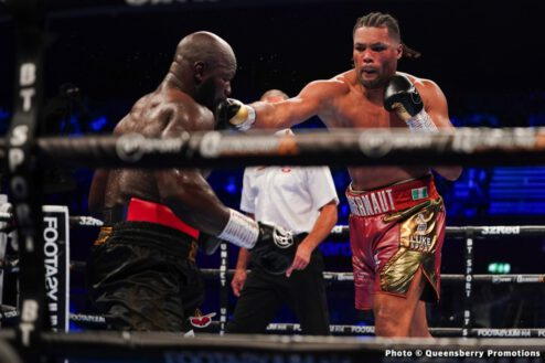 Carlos Takam, Joe Joyce - Boxing Results