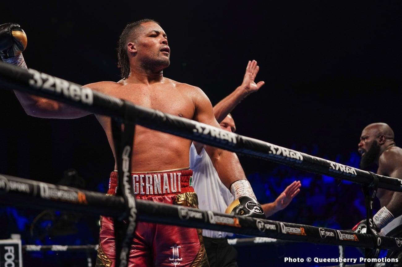 Carlos Takam, Joe Joyce - British Boxing