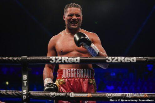 Carlos Takam, Joe Joyce - Boxing News