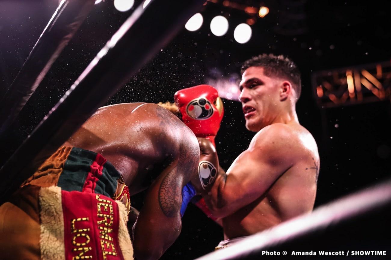 Brian Castano, Tim Tszyu - Boxing News