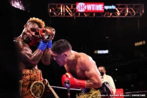 Boxing Just Can't Help Itself – Yet Another Disgraceful Scorecard Turned In At The End Of The Charlo-Castano Battle