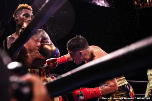 Amilcar Vidal, Anthony Yigit, Bakhram Murtazaliev, Brian Carlos Castaño, Immanuwel Aleem, Jermell Charlo, Rolando Romero - Boxing News
