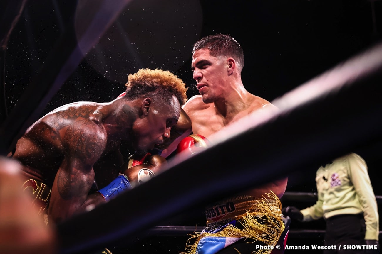 Brian Carlos Castaño, Jermell Charlo, Terence Crawford - Boxing News