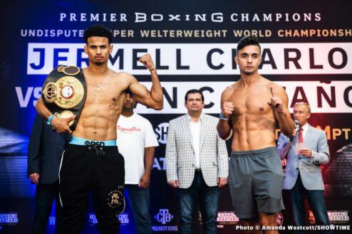 Anthony Yigit, Brian Carlos Castaño, Jermell Charlo, Rolando Romero - Boxing News