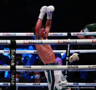 Avni Yildirim, Chris Billam-Smith, Jack Cullen, Leigh Wood, Tommy McCarthy, Xu Can - Boxing Results