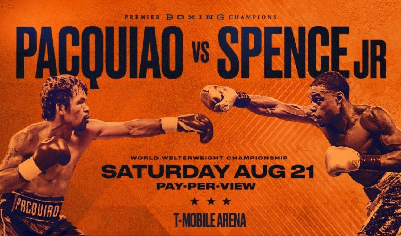 Errol Spence, Manny Pacquiao - Boxing News