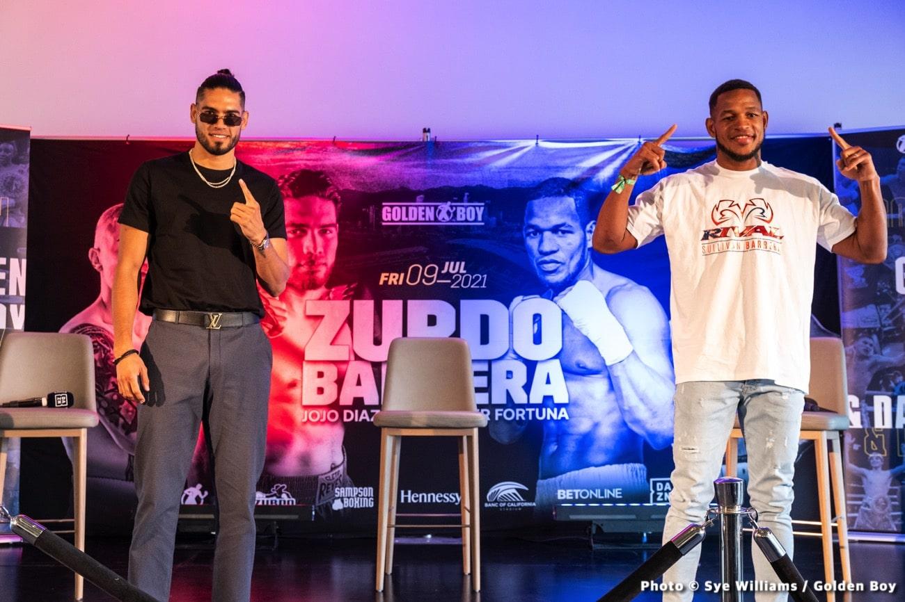 Gilberto Ramirez - Boxing Interviews