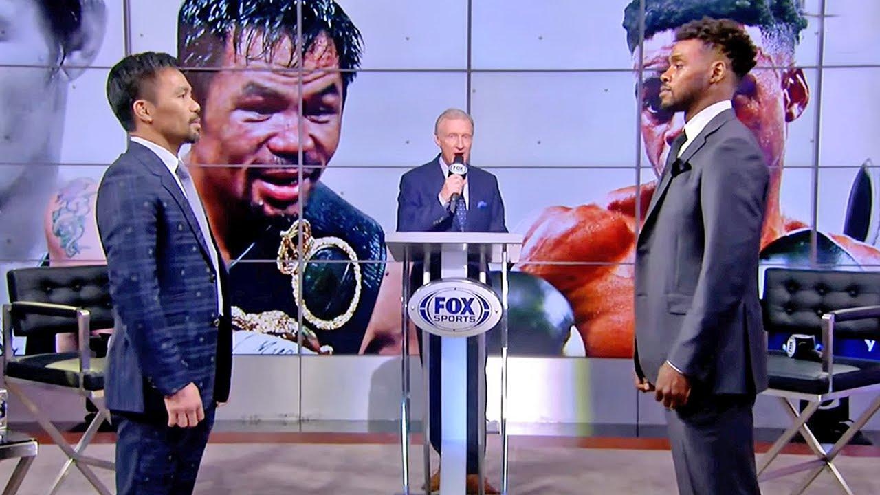Errol Spence Jr., Keith Thurman, Manny Pacquiao - Boxing News