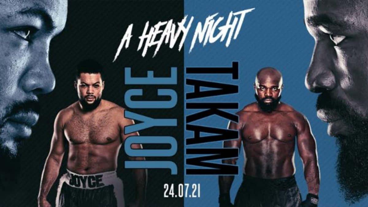 Watch Live: Joe Joyce Vs Carlos Takam FITE TV Stream — Boxing News