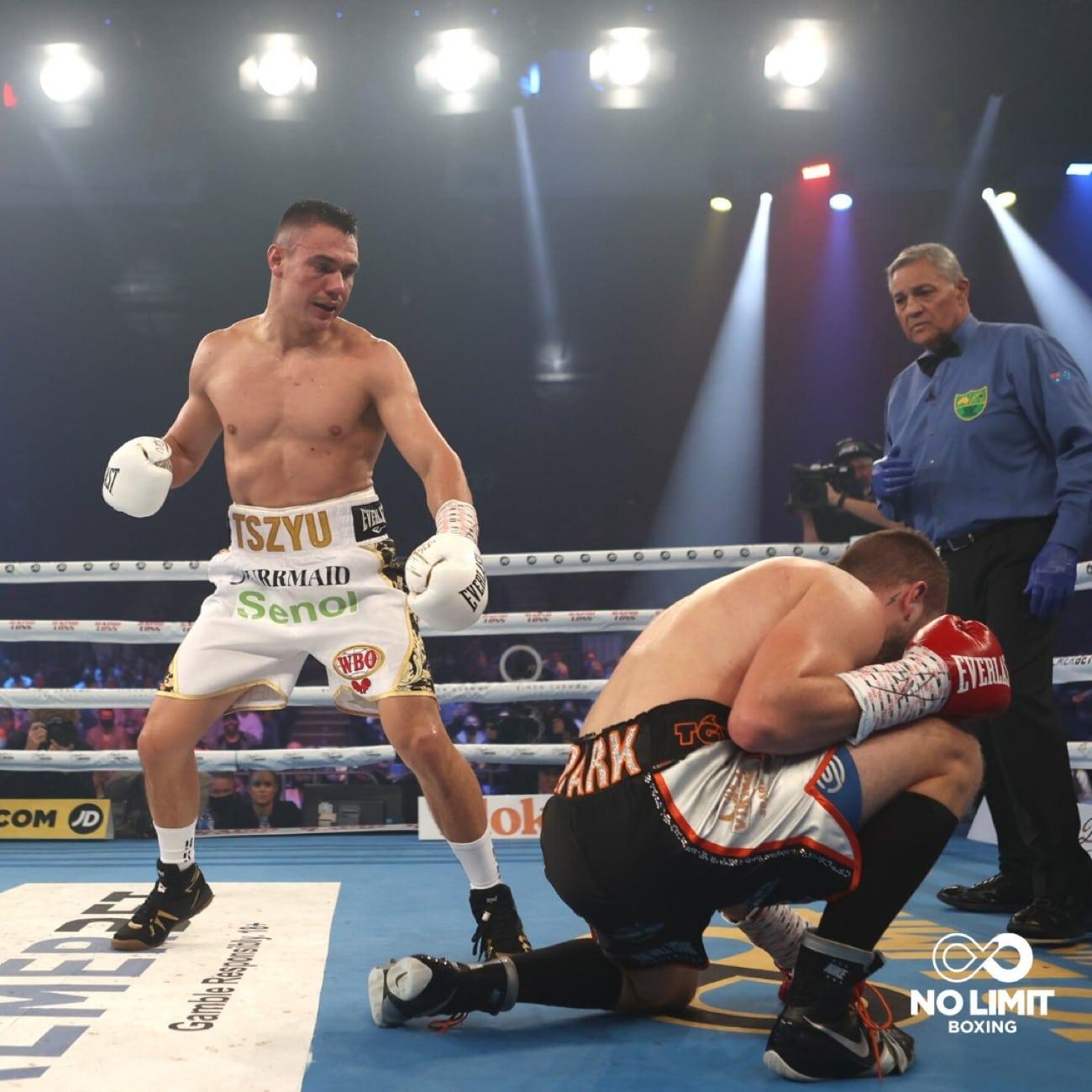 Tim Tszyu - Boxing News